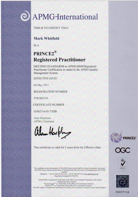 mark_whitfield_prince2_registered_practitioner
