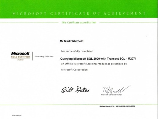 mark_whitfield_querying_Microsoft_SQL