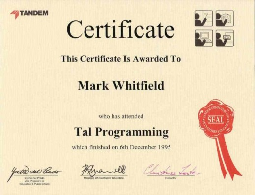 mark_whitfield_talprogramming
