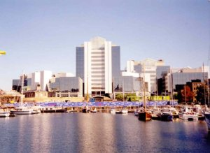 mark whitfield stkatherinesdock10thworkplace1997